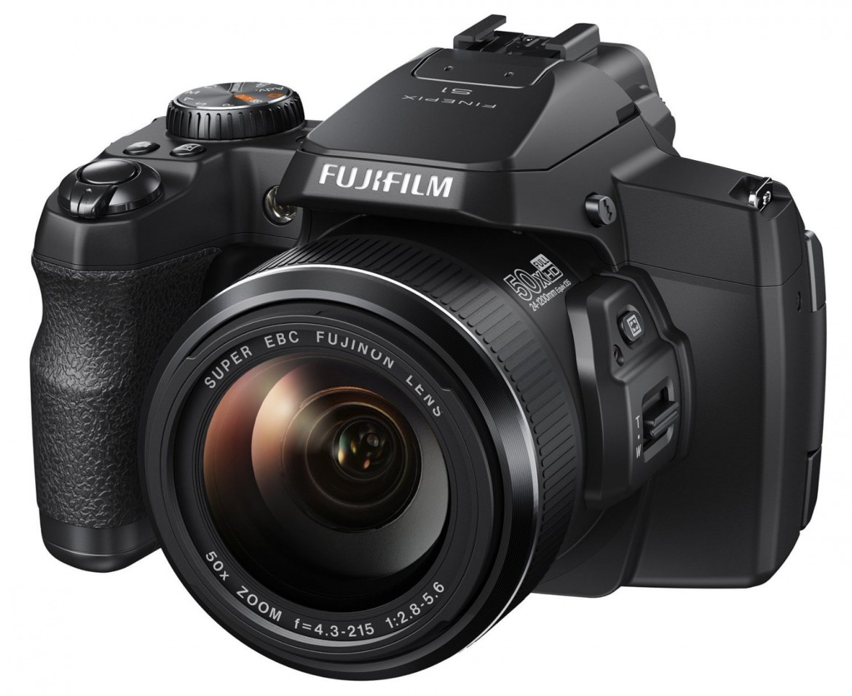 Fujifilm Finepix S1 Review Camera