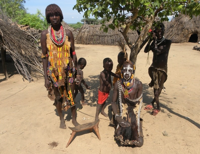 Omo Valley People