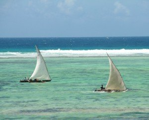 Beach Holidays Review Zanzibar Turquoise Water