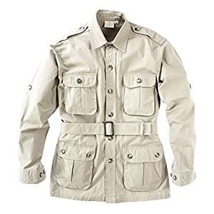 African Safari Clothing Review - Men Jacket
